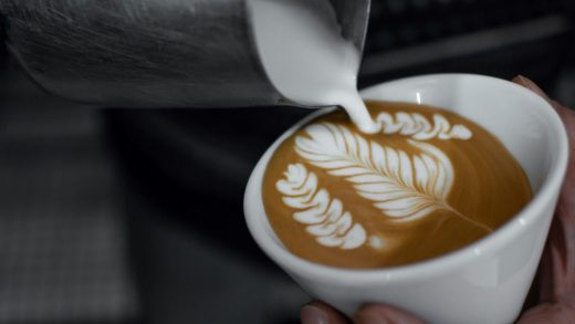 Who invented Latte Art? - The Whole Story