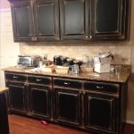 How To Paint Oak Cabinets Distressed White - arxiusarquitectura
