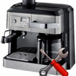 Delonghi Combi BCO 330t troubleshooting - Best coffee mashines