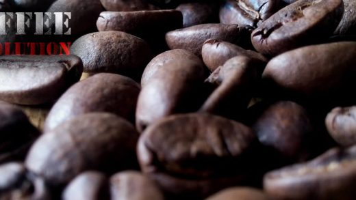 How roasting coffee beans affects the taste