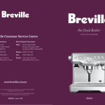 Breville Bes920 User Manual 0862df62 bfc5 4747 ad25 f0143adfd332