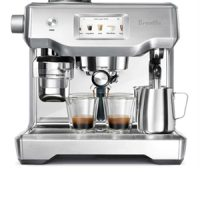 Breville bes990bss1bus1 fully automatic espresso machine oracle touch
