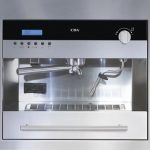 CDA built-in semi and fully automatic electronic coffee makers