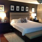 Espresso feature Wall my master bedroom   Master bedroom colors, Best  bedroom colors, Bedroom paint colors master