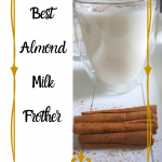How To Froth Almond Milk At Home Without A Frother - arxiusarquitectura