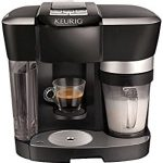 Keurig The Rivo Cappuccino and Latte System : The Rivo is joy.
