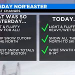 Widespread 10-16 Inches Of Snow Expected In Southern New England Thursday –  CBS Boston
