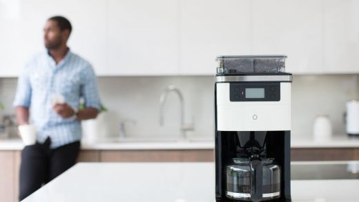 Make Coffee From Bed With This Smart Coffee Machine - Men's Journal
