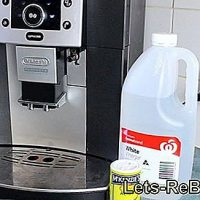 Descale The Coffee Maker With Citric Acid » Not A Good Idea? - 2021    Building materials