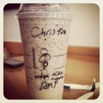 Cookies and Cream Frappuccino – Mud & Ink