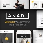 95+ Best eCommerce WordPress Themes Powered by WooCommerce in March 2018    Responsive layout, Responsive template