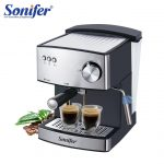 Coffee Machine Express Electric Foam Coffee Maker Electric Milk Frother  Kitchen Appliances   Espresso coffee machine, Electric milk frother, Coffee  maker