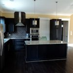 Dark hardwood floors, an elegant and strong choice for any room of the  house | Dark kitchen floors, Hardwood floors dark, Dark hardwood floors  kitchen