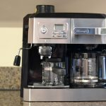 The De'Longhi Coffee, Espresso and Cappuccino Combination Machine is One  Machine that Does it All-Giveaway - Mommy Kat and Kids
