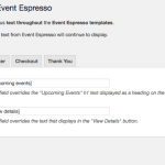 DFYPress' Text Editor for Event Espresso Plugin Launched! – DFYPress