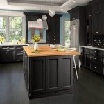 Downtown Dark Kitchen Cabinet – Espresso Color Painting | HouseOfCabinet -  Kitchen and Bathroom : Design Ideas, Trends and Guides
