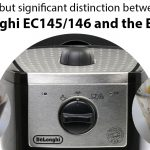 Delonghi EC155/156 and EC145/146. They both look the same, so which one  should I buy? Review and Comparison.   101Coffeemachines.Info