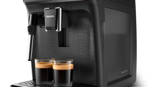 Our Morning Go-To for Quick and Delicious Fresh Coffee: Philips Carina 1200 Super  Automatic Coffee and Espresso Maker Review – Tech Dad CO