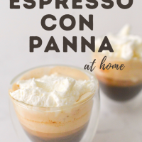 What Is Espresso Con Panna? (and How To Make It At Home) - CoffeeSphere