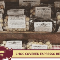 NEW! Chocolate Covered Espresso Beans