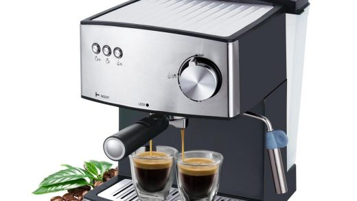 1.6L Espresso, Coffee Machine Express Foam, Milk Frother 220V Sonifer    Electric milk frother, Coffee maker, Espresso coffee machine