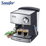 1.6L Espresso, Coffee Machine Express Foam, Milk Frother 220V Sonifer |  Electric milk frother, Coffee maker, Espresso coffee machine