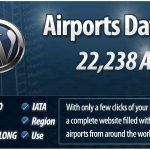 Airport Database for WordPress with Text Spinner | WordPress, Word spinner,  Text