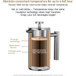 How To Use A French Press For 2021 -Sourcing Nova