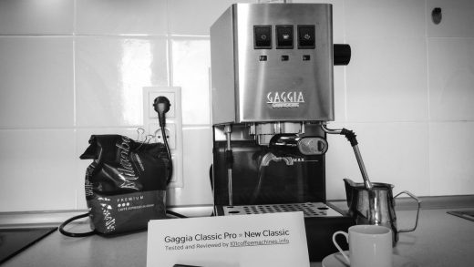 Gaggia Classic Pro Review (aka New Classic or Classic 2018/2019) |  101Coffeemachines.Info