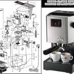 Replacement Portafilter Parts, Replacement Parts and Accessories for Gaggia  Classic Espresso Machines   Dont Pinch My Wallet