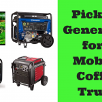 How to Pick a Generator for your Mobile Coffee Truck or Coffee Cart – Green  Joe Coffee Truck