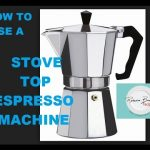 How to Use a Stove Top Espresso Machine - YouTube