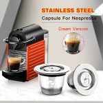 iCafilas For Nespresso Refillable Capsule - The Food Untold