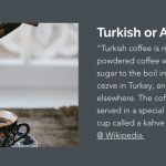 Which coffee is this? – Boris Gorelik