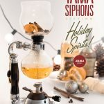 Yama Siphons Lifting Spirits with Mulled Cider – Espresso Parts HQ