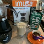 Product Review: IMUSA Electric Coffee / Moka Maker 3-6 Cup – Carlos Eats