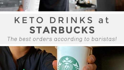 14 Best Keto Starbucks Drinks to Order (According to a Barista)   Hip2Keto