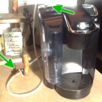 Keurig Hack Runs A Water Supply Line To Your Coffee Maker | Hackaday