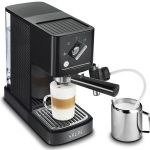 """Krups Calvi Review. The tiniest pump espresso maker with one """"but"""" 