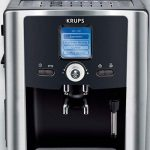 Automatic espresso machines from Krups