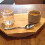 Why is espresso served with water? - Quora