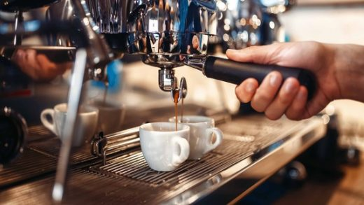 Why do espresso machines tend to have two spouts? - Quora