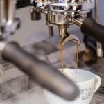 What is the 'bar' pressure of a commercial espresso machine and what range  of bar pressures does a commercial espresso machine operate at? What is  optimum 'bar' pressure for perfect espresso coffee? -