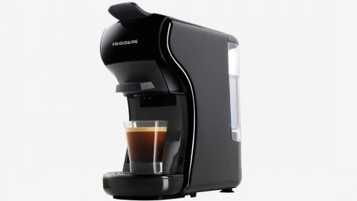 Make an espresso at home with Frigidaire's new multipode machine for $ 75