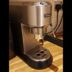 Descaling the delonghi dedica 680 from start to finish - YouTube