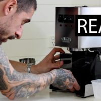 Preparing your NEW Espresso Coffee Machine for its First Use - Gaggia  Classic Pro - YouTube