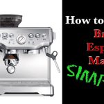 How to Clean the Breville Espresso Machine / Coffee Maker - YouTube