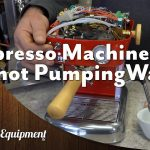 Vibration Pump - General Manual Priming | 1st-line: Espresso Machines and  Coffee Grinders