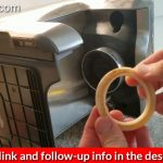 How to replace gasket on Breville espresso machine - YouTube