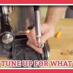 Breville Oracle Leaky Steam Wand Fix | Tune Up For What - YouTube
